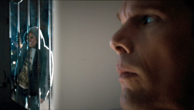 """Ethan Hawke  in a scene from """"The Purge."""""""