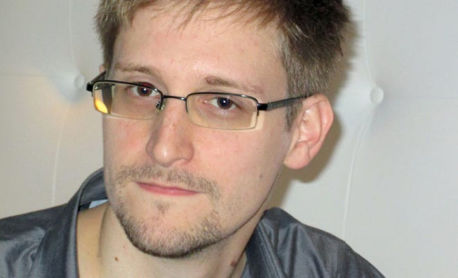 Edward Snowden, 29, worked as a contract employee at the National Security Agency.
