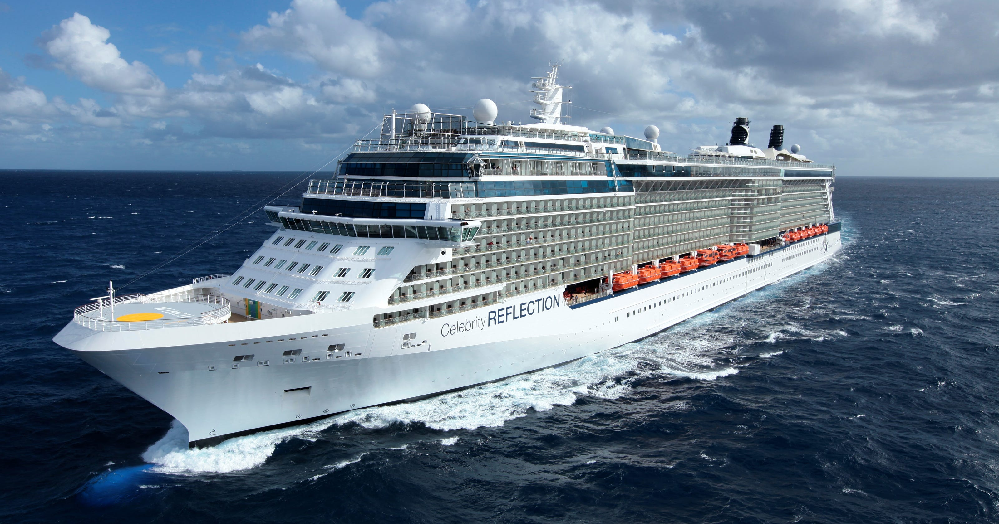 Celebrity Cruises: All Ships and Ratings