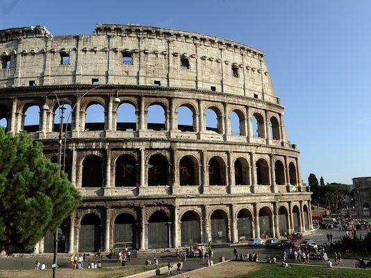Civitavecchia, Rome