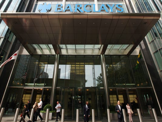 Britain charges ex-Citigroup trader in LIBOR scandal