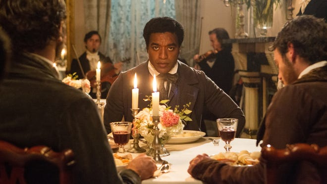 Chiwetel Ejiofor stars as Solomon Northup, a free man tricked, captured and sold into slavery in 'Twelve Years a Slave,' a film based off of Northup's autobiography.