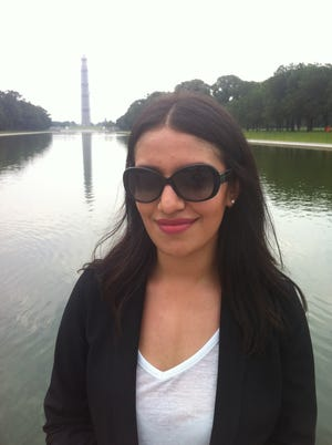 Grace Quiroz, 24, a graduate student from Houston, says she's not sure if NSA leaker Edward Snowden should be punished.