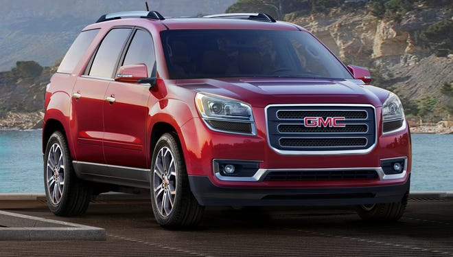GMC finished No. 2 in the J.D. Power initial quality survey and led and overall General Motors charge up the quality rankings.