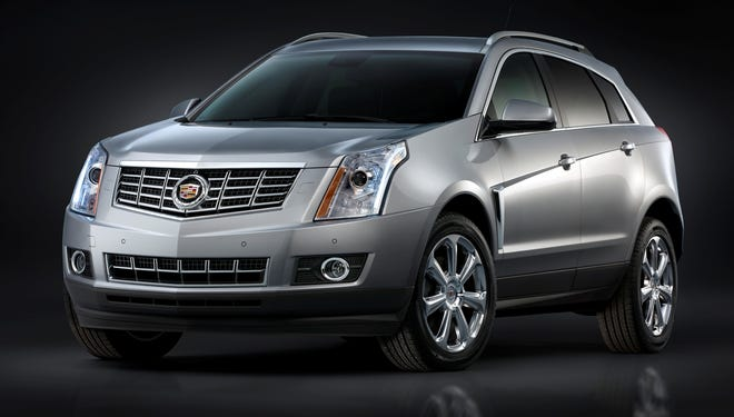 Cadillac's SRX crossover SUV is in a sales slump that could undercut the otherwise hot Caddy momentum.