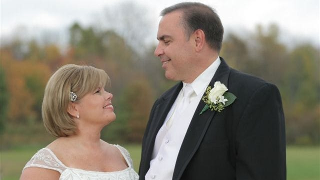 Debi Ware, 56, and Robert Ware, 52, of Fishers, Ind., were married in October 2005, surrounded by 200 friends and family members. It was the first marriage for both of them. Americans are marrying at a later age than ever before. The median age of a first marriage to its highest ever, about 28 years for men and nearly 27 years for women, according to the U.S. Census Bureau.