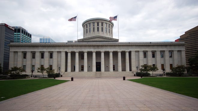Doctors would be required to determine whether a fetus has a heartbeat before an abortion, likely through an abdominal ultrasound, in a last-minute change to Ohio's final two-year spending plan revealed JUne 25, at the Columbus, Ohio statehouse.
