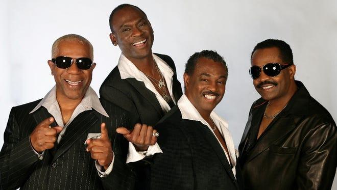"Kool , The Gang original members, from left, Dennis Thomas, George Brown, Robert ""Kool"" Bell and Ronald Bell."