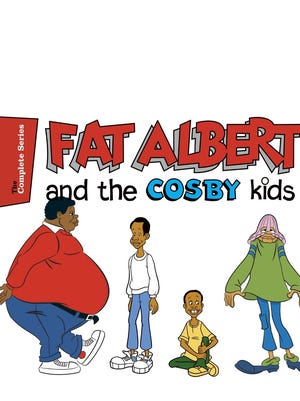 For the first time, all 110 episodes have been collected on the 15-disc DVD set, Fat Albert and the Cosby Kids: The Complete Series (1972-85, Shout! Factory, not rated, $119).