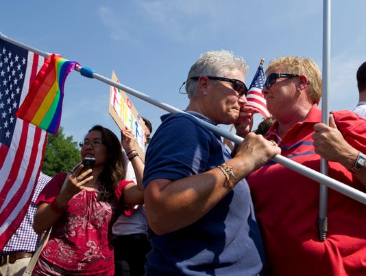 Poll: Support for gay marriage hits high after ruling