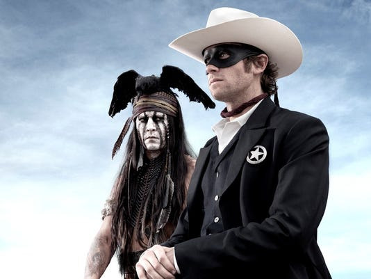 Review: 'The Lone Ranger'
