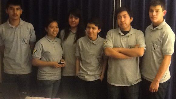 CyberPatriot team