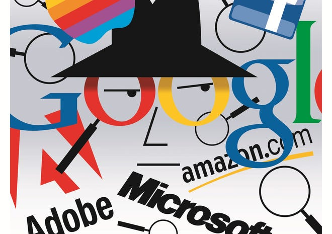 These tech giants routinely track your Internet activities without asking your permission