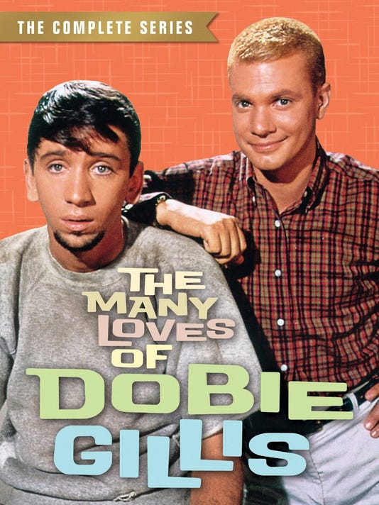 'The Many Loves of Dobie Gillis: The Complete Series'