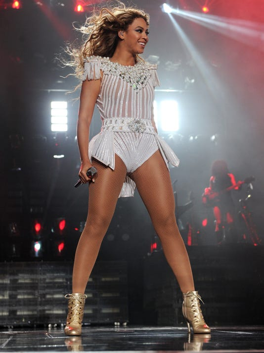 Beyonce at Essence