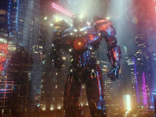 'Pacific Rim': A monster challenge for special effects