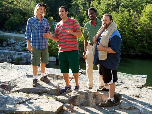 Review: 'Grown Ups 2'