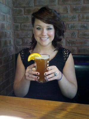 The first legal drink for Shelby Musall, 21, was a Blue Moon at Scotty's Brewhouse in Muncie, Ind.
