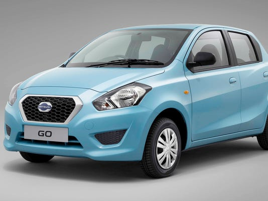 Nissan Brings Back Datsun Brand With Go Car