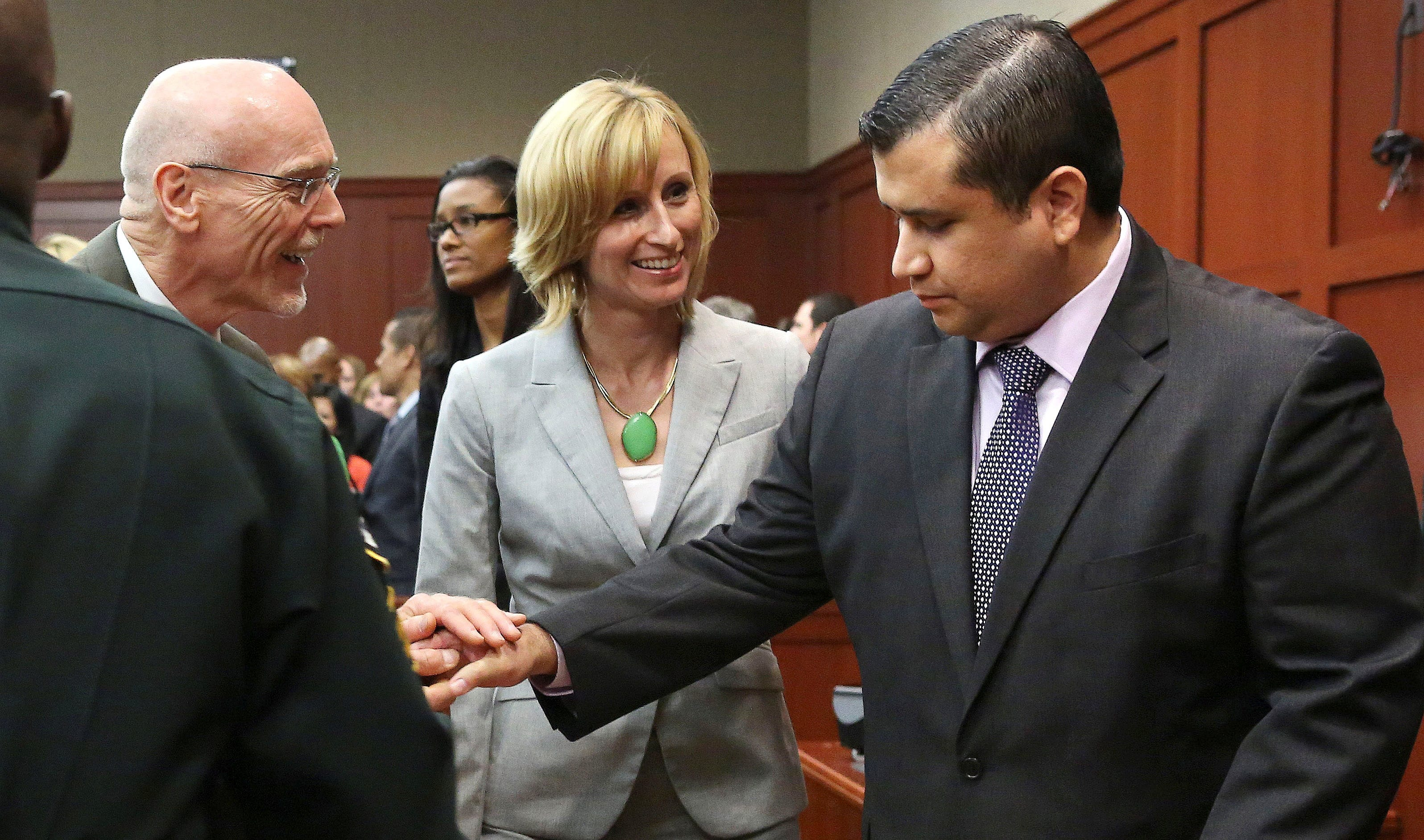 Juror Zimmerman Should Have Stayed In His Car