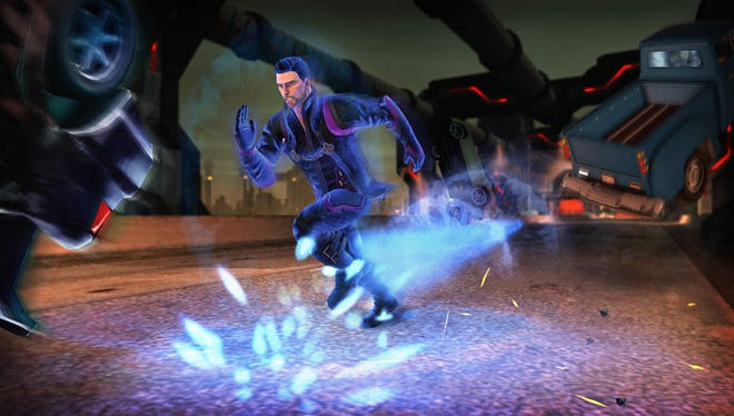 'Saints Row IV' will be available from Xbox 360, PlayStation 3 and Windows PC on Aug. 20.