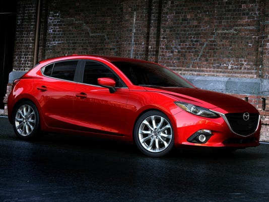Hot combo: Mazda3 priced below $18,000 with 41 mpg