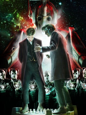 2013 marks the 50th anniversary of 'Doctor Who' and the last season for current Doctor Matt Smith.