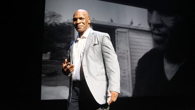 Mike Tyson's one-man show is coming to HBO, with directorial assistance from Spike Lee.