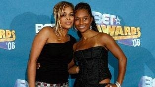 Chilli and T-Boz of TLC.