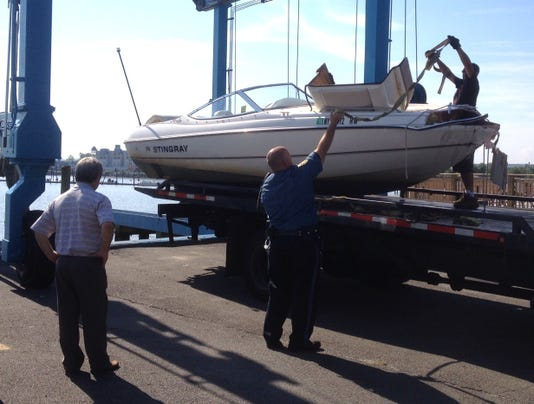 2nd body found in boat crash; driver has drug history