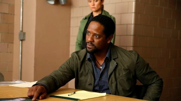 Blair Underwood plays the titular character in NBC's updated 'Ironside.'