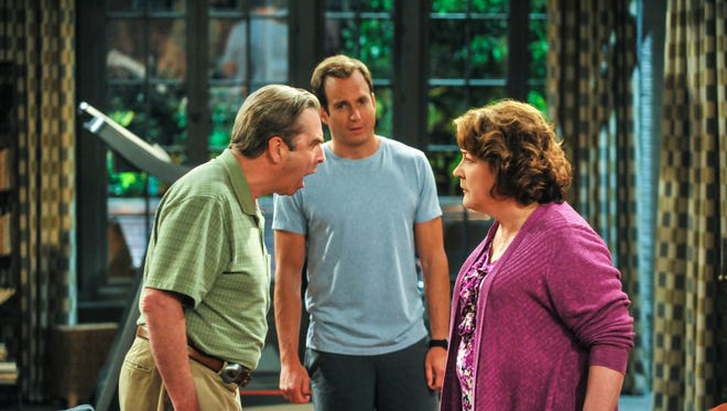 Nathan Miller (Will Arnett)'s return to the singles market is made rough by the arrival of his feuding parents (Beau Bridges and Margo Martindale)