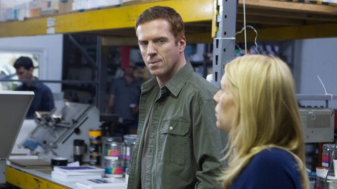 At the end of Homeland's second season,  Brody (Damian Lewis) was forced to go on the lam after Abu Nazir framed him for the bombing at CIA Headquarters and Carrie (Claire Danes) stayed behind to help clear his name.
