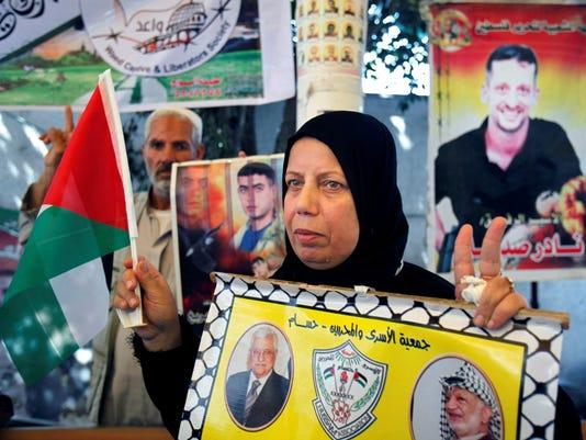 Palestinian prison release