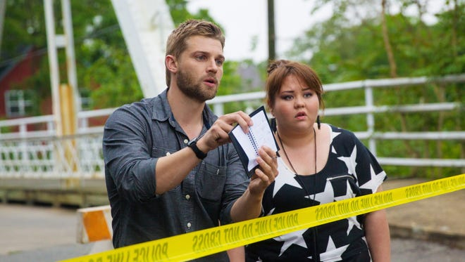 Mike Vogel and Jolene Purdy are trapped 'Under the Dome,' which has already been picked up for a second season.