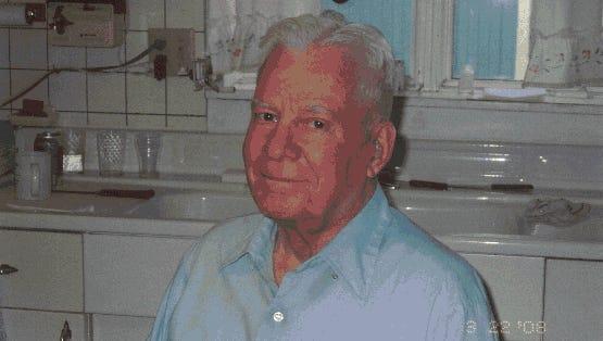 Joe Yoursaw in 2008