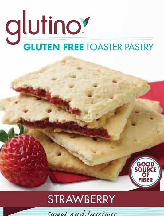 Gluten-free pastry