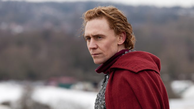 Tom Hiddleston stars as Prince Hal in PBS' 'Great Performances: The Hollow Crown - Henry IV Part One.'