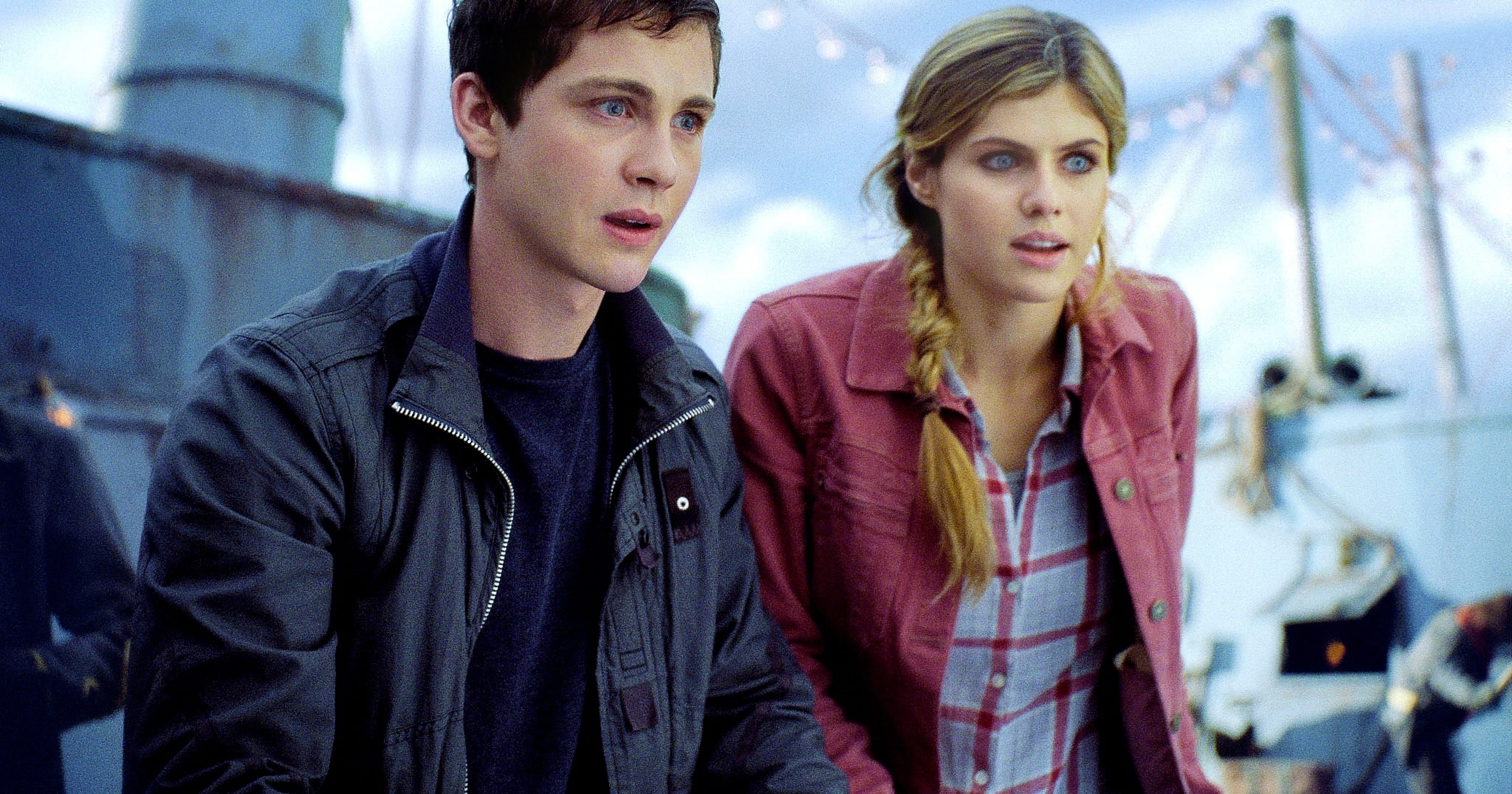 Percy Jackson's appeal drowns in 'Sea of Monsters'