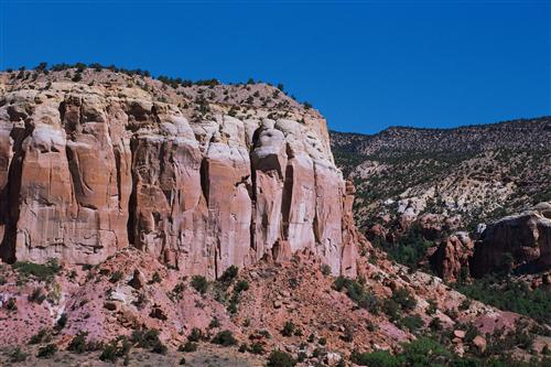 A trip to New Mexico is on author Christine Klocek-Lim's bucket list. (Photo: Getty Images/Comstock Images)