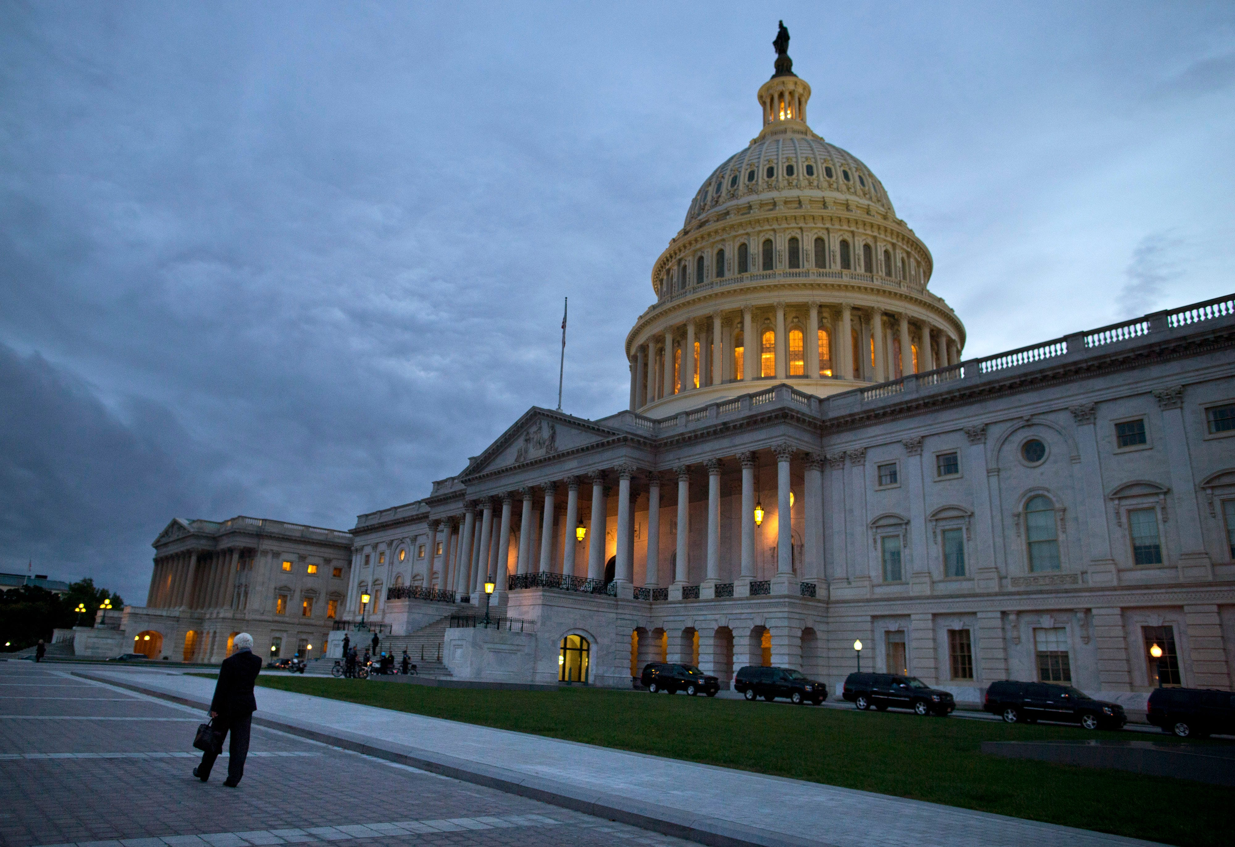 Would a government shutdown hurt stocks?