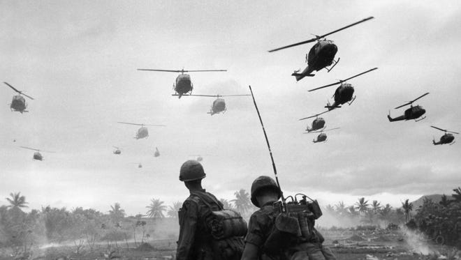 The Army suffered morale and discipline problems at the end of the Vietnam War.