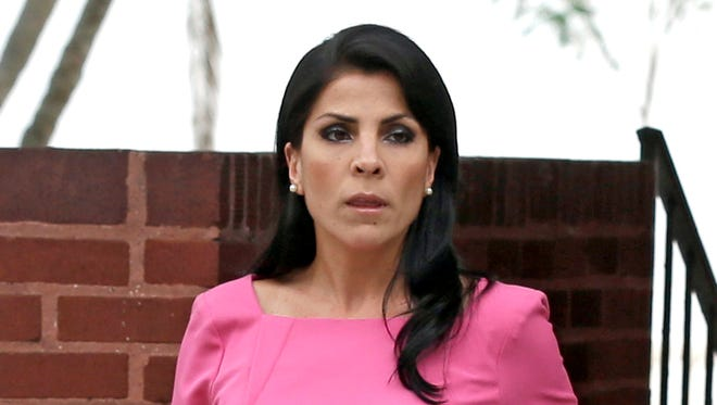Tampa socialite Jill Kelley is suing the government for violating her privacy.
