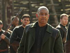 Giancarlo Esposito plays the evil Lt. Neville in NBC's 'Revolution.'