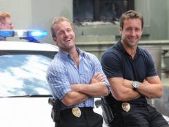 Scott Caan, left, and Alex O'Loughlin return for a third season on 'Hawaii Five-0' on Monday facing new challenges but relying on the same personal chemistry.