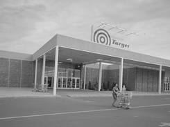 One of the first Target stores opened in Minnesota in 1962.