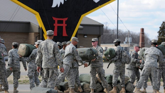 Members of the military are free to share their faith as long as they don't harass others, the Department of Defense has said.