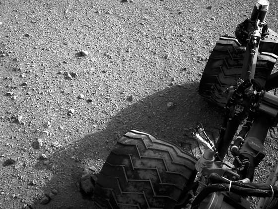 There just might be life on MarsNasa Curiosity rover