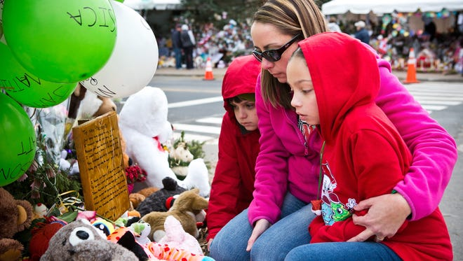 Sandy Hook Elementary School shooting victims are remembered Dec. 24.