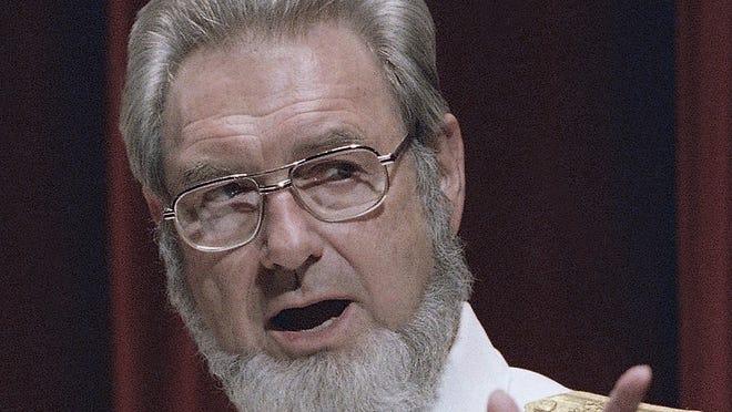 Surgeon General C. Everett Koop